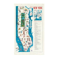cotton vintage tea towel 786 1